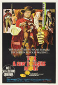 "Movie Posters:Western, For a Few Dollars More (United Artists, 1967). Australian One Sheet(27"" X 40"").. ..."