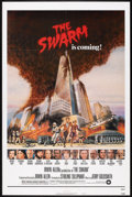 "Movie Posters:Science Fiction, The Swarm (Warner Brothers, 1978). One Sheets (2) (27"" X 41"")Regular Style and Style B. Science Fiction.. ... (Total: 2 Items)"
