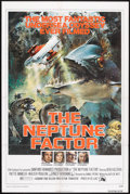 """Movie Posters:Science Fiction, The Neptune Factor (20th Century Fox, 1973). One Sheet (27"""" X 41""""). Science Fiction.. ..."""