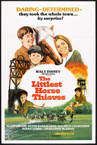 "The Littlest Horse Thieves Lot (Buena Vista, 1976). One Sheets (5) (27"" X 41""). Family. ... (Total: 5 Items)"