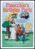 """Movie Posters:Fantasy, Pinocchio's Birthday Party Lot (K-Tel, 1974). One Sheets (2) (27"""" X 41""""). Fantasy.. ... (Total: 2 Items)"""