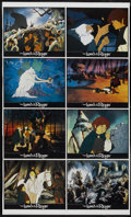"Movie Posters:Animated, The Lord of the Rings (United Artists, 1978). Australian Lobby Card Sheet (24.75"" X 41""). Animated.. ..."