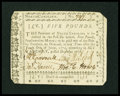Colonial Notes:North Carolina, North Carolina December, 1768 £5 Very Fine-Extremely Fine....