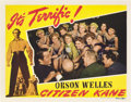 "Movie Posters:Drama, Citizen Kane (RKO, 1941). Lobby Card (11"" X 14"").. ..."