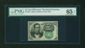 Fractional Currency:Fifth Issue, Fr. 1264 10¢ Fifth Issue PMG Gem Uncirculated 65 EPQ....