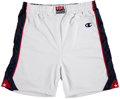 Basketball Collectibles:Uniforms, 2000 Vince Carter USA Basketball Game Used Shorts....