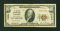 National Bank Notes:West Virginia, Weston, WV - $10 1929 Ty. 1 The Weston NB Ch. # 13634. ...