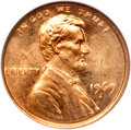 Lincoln Cents, 1969-S 1C Doubled Die MS63 Red NGC....