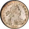 Early Dimes, 1807 10C MS63 PCGS....