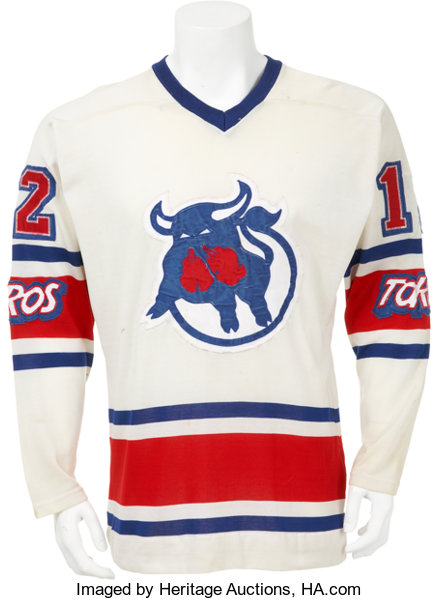 1975-76 Tom Simpson Game Worn Jersey.... Hockey Collectibles  501275fc39e