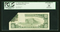 Error Notes:Foldovers, Fr. 2028-B $10 1988A Federal Reserve Note. PCGS Very Fine Apparent20.. ...