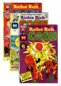 Bronze Age (1970-1979):Cartoon Character, Richie Rich Cash #1-47 File Copies Group (Harvey, 1974-82)Condition: Average NM-.... (Total: 47 Comic Books)