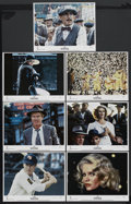 "Movie Posters:Sports, The Natural (TriStar, 1984). Lobby Cards (8) (11"" X 14""). Sports. Starring Robert Redford, Glenn Close, Kim Basinger, Wilfor... (Total: 8)"