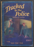 """Movie Posters:Action, Tracked by the Police (Warner Brothers, 1927). Photoplay Edition Book (130 Pages, 5.25"""" X 7.75""""). Action. Starring Rin Tin T..."""