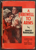 """Movie Posters:Drama, A Farewell To Arms (Paramount, 1932). Photoplay Edition Book (355 Pages, 5.25"""" X 7.75""""). Drama. Starring Helen Hayes, Gary..."""