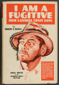 "Movie Posters:Film Noir, I Am A Fugitive From A Chain Gang (Warner Brothers, 1932). Photoplay Edition Book (157 Pages, 5.75"" X 8.25""). Film Noir. Sta..."