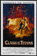 "Movie Posters:Fantasy, Clash of the Titans (MGM, 1981). One Sheet (27"" X 41""). Fantasy.Starring Laurence Olivier, Ursula Andress, Harry Hamlin, Ma..."