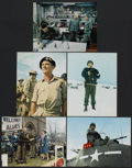 "Movie Posters:Academy Award Winner, Patton (20th Century Fox, 1970). Deluxe Lobby Cards (13) (11"" X14""). Academy Award Winner. Starring George C. Scott, Karl M...(Total: 13)"