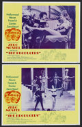 "Movie Posters:Comedy, The Producers (MGM, 1968). Lobby Cards (2) (11"" X 14""). Comedy.Starring Zero Mostel, Gene Wilder, Kenneth Mars, Estelle Win...(Total: 2)"
