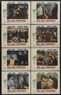 """Movie Posters:Drama, And Now Tomorrow (Paramount, 1944). Lobby Card Set of 8 (11"""" X 14""""). Drama. Starring Alan Ladd, Loretta Young, Susan Hayward... (Total: 8)"""