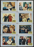 """Movie Posters:Hitchcock, Torn Curtain (Universal, 1966). Lobby Card Set of 8 (11"""" X 14""""). Hitchcock. Starring Paul Newman, Julie Andrews, Lila Kedrov... (Total: 8)"""