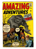 Silver Age (1956-1969):Horror, Amazing Adventures #1 (Marvel, 1961) Condition: VG/FN....
