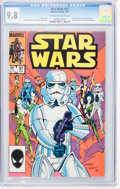 Modern Age (1980-Present):Science Fiction, Star Wars #97 and 98 CGC-Graded Group (Marvel, 1985) CGC NM/MT 9.8.... (Total: 2 Comic Books)