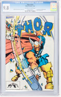 Modern Age (1980-Present):Superhero, Thor #337 and 338 CGC-Graded Group (Marvel, 1983) CGC NM/MT 9.8Off-white to white pages.... (Total: 2 Comic Books)