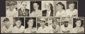 Baseball Cards:Sets, 1948 Brooklyn Dodgers Picture Pack Complete Set (26). ...