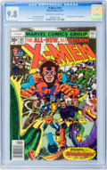 Bronze Age (1970-1979):Superhero, X-Men #107 (Marvel, 1977) CGC NM/MT 9.8 Off-white to white pages....