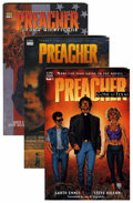 Modern Age (1980-Present):Horror, Preacher Collected Volumes #1-9 Group (DC, 1995-2000) Condition:Average NM.... (Total: 9 Comic Books)