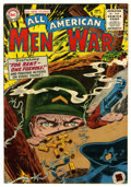 Golden Age (1938-1955):War, All-American Men of War #25 (DC, 1955) Condition: VF-....