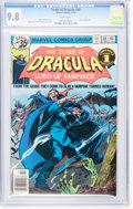 Bronze Age (1970-1979):Horror, Tomb of Dracula #68 (Marvel, 1979) CGC NM/MT 9.8 White pages....