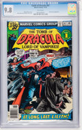 Bronze Age (1970-1979):Horror, Tomb of Dracula #67 (Marvel, 1978) CGC NM/MT 9.8 White pages....