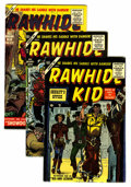 Silver Age (1956-1969):Western, Rawhide Kid Group (Marvel, 1955-63).... (Total: 7 Comic Books)