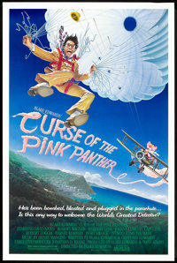 "Curse of the Pink Panther (MGM/UA, 1983). One Sheet (27"" X 41""). Comedy"
