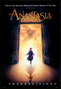 """Movie Posters:Animated, Anastasia (20th Century Fox, 1997). One Sheet (27"""" X 40"""") DS Advance. Animated.. ..."""