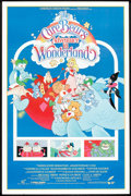 "Movie Posters:Animated, The Care Bears Adventure in Wonderland (Cineplex-Odeon, 1987). One Sheet (27"" X 41""). Animated.. ..."