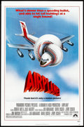 """Movie Posters:Comedy, Airplane! (Paramount, 1980). One Sheet (27"""" X 41""""). Comedy.. ..."""