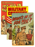 Golden Age (1938-1955):Miscellaneous, Harvey Promotional Comics File Copy Group (Harvey, 1950s-70s) Condition: Average VF+.... (Total: 19 Items)