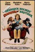 """Movie Posters:Comedy, The Adventure of Sherlock Holmes' Smarter Brother (20th Century Fox, 1975). One Sheet (27"""" X 41""""). Comedy.. ..."""