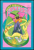 "Movie Posters:Animated, Fantasia (RKO, R-1970). One Sheet (27"" X 41""). Animated.. ..."