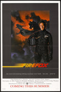 "Movie Posters:Action, Firefox (Warner Brothers, 1982). One Sheet (27"" X 41"") Advance.Action.. ..."