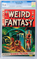 Golden Age (1938-1955):Science Fiction, Weird Fantasy #8 Gaines File pedigree 5/12 (EC, 1951) CGC NM+ 9.6Off-white to white pages....