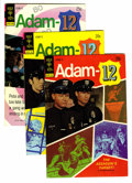 Bronze Age (1970-1979):Miscellaneous, Adam 12 #2-10 File Copies Group (Gold Key, 1974-76) Condition:Average VF+.... (Total: 9 Comic Books)
