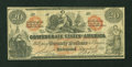 Confederate Notes:1861 Issues, CT-19/137C-1 Counterfeit $20 1861.. ...