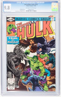 Modern Age (1980-Present):Superhero, The Incredible Hulk #253-255 CGC-Graded Group (Marvel, 1980-81) CGCNM/MT 9.8.... (Total: 3 Comic Books)