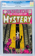 Silver Age (1956-1969):Horror, House of Mystery #174 (DC, 1968) CGC NM+ 9.6 Off-white to whitepages....