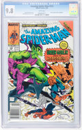 Modern Age (1980-Present):Superhero, The Amazing Spider-Man #312, 328, and 333 CGC-Graded Group (Marvel,1989-90) Condition: CGC NM/MT 9.8.... (Total: 3 Comic Books)