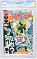 Modern Age (1980-Present):Superhero, The Amazing Spider-Man #279, 280, and 297 CGC-Graded Group (Marvel,1986-88) Condition: CGC NM/MT 9.8.... (Total: 3 Comic Books)